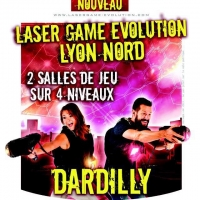 Laser Game dardilly